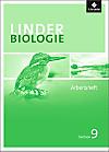 Linder Biologie SI, Ausgabe Sachsen: 9. Schuljahr, Arbeitsheft