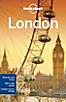 Lonely Planet London, English edition