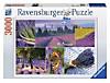Ma Provence. Puzzle 3000 Teile