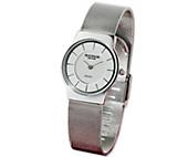 """Madison """"Slimline"""", Damen-Armbanduhr, (Gehäuse-Ø: 27 mm)"""