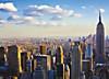 Manhattan am Morgen Puzzle (1000 Teile)