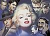 Marilyn Monroe und Freunde (Puzzle)