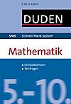 Mathematik, 5. bis 10. Klasse