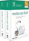 Mediscript StaR, 2 Bde.