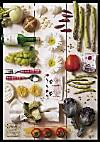 Mediterrane Küche. Puzzle (1000 Teile)