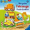 Mein erstes Fahrzeuge Puzzle-Spielbuch