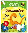 Mein erstes Kreativbuch Dinosaurier