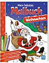 Mein liebstes Malbuch Weihnachten