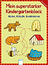 Mein superstarker Kindergartenblock