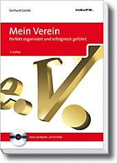 Mein Verein, mit CD-ROM, Gerhard Geckle