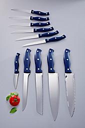 """Messerset """"Das blaue Wunder"""", 11-teilig"""