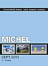 Michel CEPT-Katalog 2013