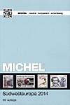 Michel Europa-Katalog: Bd.2 Südwesteuropa 2014