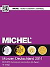 Michel-Münzen-Katalog Deutschland 2014