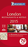 Michelin Rote Führer; Michelin The Red Guide; Michelin Le Guide Rouge: London 2015
