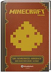 Minecraft, Das Schaltkreis-Handbuch, Matthias Wissnet, Jugendbuch ab 10