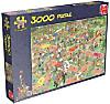 Minigolf (Puzzle), 3000 Teile