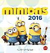 Minions Postkartenkalender 2016