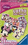 Minnie Mouse Lotto (Kinderspiel)