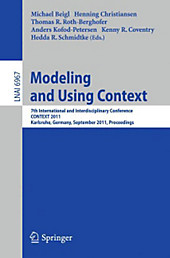 Modeling and Using Context, Office, Hardware, Grafikprogramm