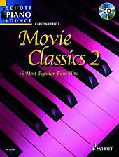 Movie Classics, für Klavier, m. Audio-CD, Musizieren & Notenbücher