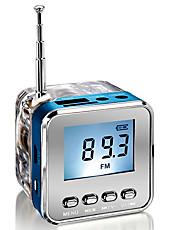 Multimedia Lautsprecher mit Bluetooth & Radio