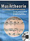 Musiktheorie, mit CD