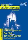 Nancy Kleinbaum 'Der Club der toten Dichter'