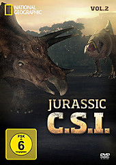 National Geographic - Jurassic C.S.I., Vol. 2, Wissen