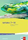 Natura 7-10, Biologie für Gymnasien in Rheinland-Pfalz: Bd.1 7. Schuljahr, Arbeitsbuch