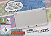 New NIntendo 3DS, Konsole (White)