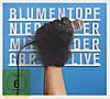 Nieder mit der GBR - Live (CD+DVD)