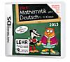 Nintendo DS 2 in 1, 1. - 4. Klasse (Ausführung: Mathematik und Deutsch, 2013)