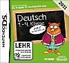 Nintendo DS Fit fürs Gymnasium 1. - 4. Klasse, 2011 (Ausführung: Deutsch)