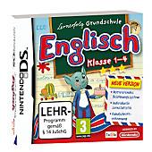 Nintendo DS Lernerfolg Grundschule, Klassse 1 - 4 (Ausführung: Englisch)