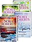Nora Roberts Jahreszeiten-Zyklus 4er Set