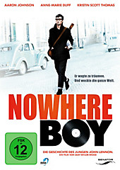 Nowhere Boy, Julia Baird, Spielfilm & Drama