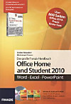 Office Home and Student 2010, m. CD-ROM