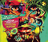 One Love, One Rhythm - The 2014 FIFA Official World Cup Album (Deluxe Edition)