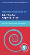 Oxford Handbook of Clinical Specialties (eBook)