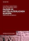 Papier im mittelalterlichen Europa