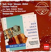 Passions-Pasticcio, Rheinische Kantorei, Hermann Max, Vokal