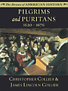 Pilgrims and Puritans: 1620 - 1676 (eBook)