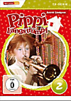 Pippi Langstrumpf: Die TV-Serie - DVD 2