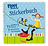 Pippi Langstrumpf Stickerbuch
