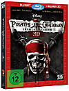 Pirates of the Caribbean - Fremde Gezeiten 3D