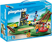 PLAYMOBIL® 4015 - SuperSet Aktiv-Spielplatz