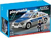 PLAYMOBIL® 5179 - Polizeifahrzeug mit Blinklicht