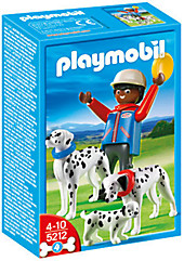 PLAYMOBIL® 5212 - Dalmatiner-Familie, Playmobil & Spielwelten