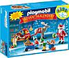 """PLAYMOBIL® 5494 - Adventskalender """"Weihnachtsmann beim Geschenke einpacken"""""""